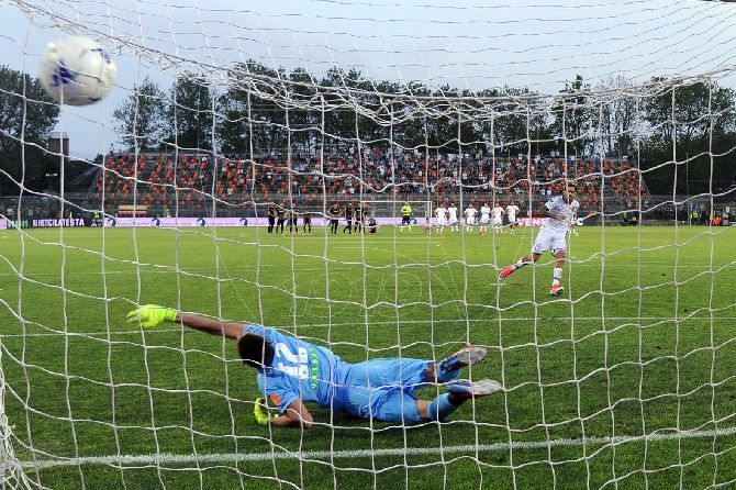 Salernitana, in casa 6 inarrestabile