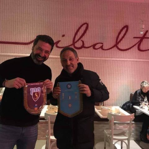 Salernitana e Napoli: gemellaggio a New York